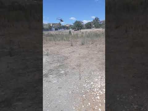 Align Trex 450 Uçuş Videoları