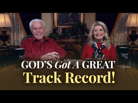 Boardroom Chat: God Has A Great Track Record!  Jesse & Cathy Duplantis