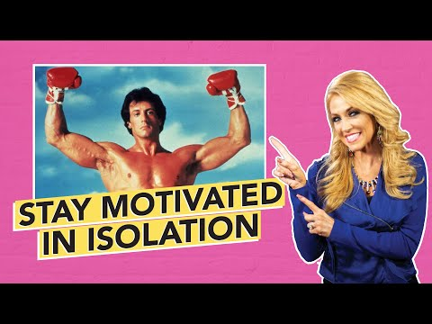 What Successful People Do in Self-Isolation  Quarantine Motivation  Terri Savelle Foy