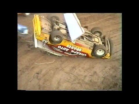 1997 Australasian Sedan Championships: Archerfield Speedway | 29th June 1997 - dirt track racing video image