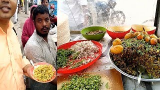BEEF MEAT MURI MASALA RECIPE Roadside Special Tasty Masala Muri Makha @ Tk 30 per plate