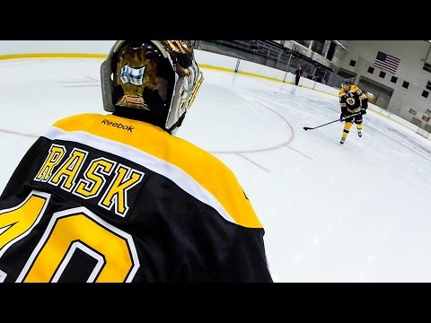 GoPro: On the Ice with Patrice Bergeron & Tuukka Rask - Episode 6