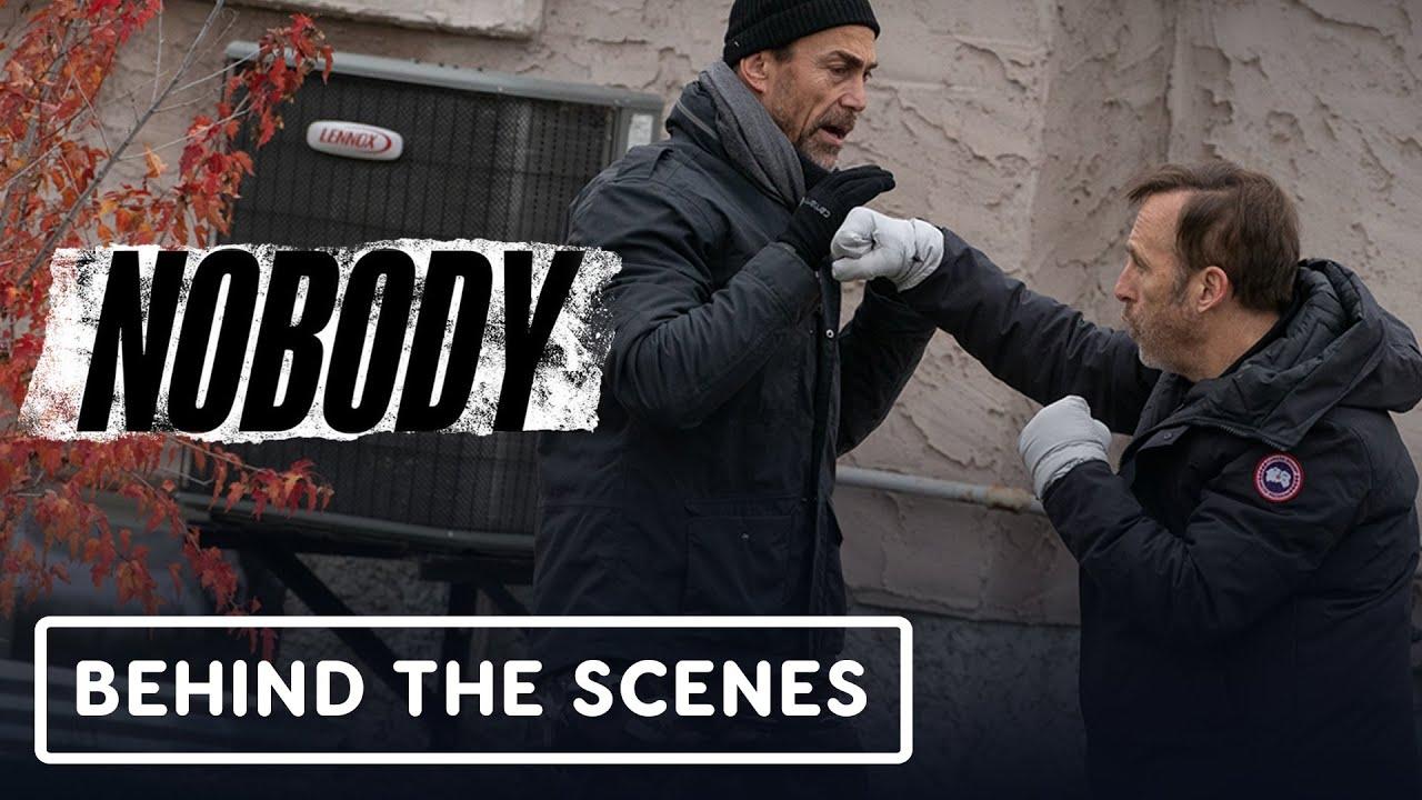 Nobody – Behind The Scenes Clip (2021) Bob Odenkirk, Christopher Lloyd