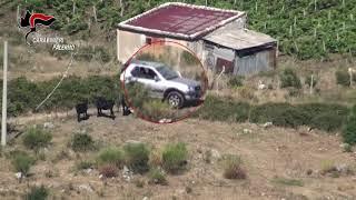Palermo Carabinieri scoprono Falso invalido