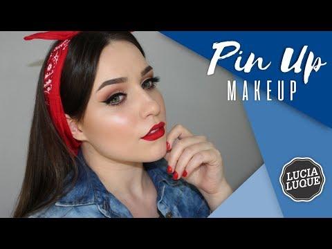 Maquillaje Fácil Estilo Pin Up Audiomanialt
