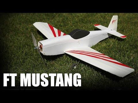 Flite Test - FT Mustang - UC9zTuyWffK9ckEz1216noAw