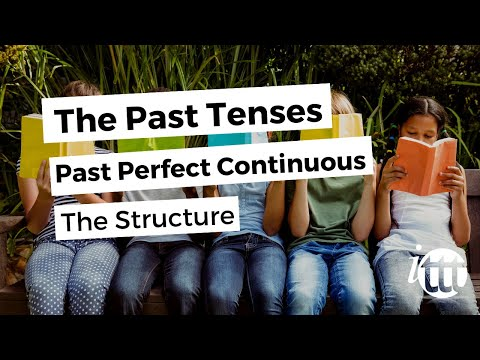 English Grammar - Past Perfect Continuous - Structure - TEFL Jobs