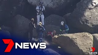 Young woman dies falling from cliffs in Vaucluse | 7NEWS