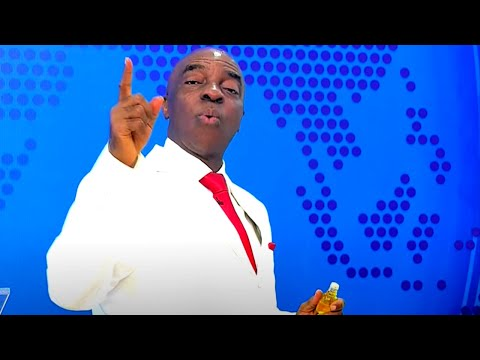 Bishop Oyedepo Serving God,Favor,Anointing