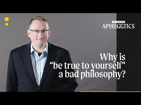 Sam Allberry on the Problem of Being True to Yourself