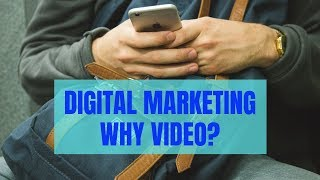Why are Businesses and Projects  INCREASINGLY using Video Marketing?