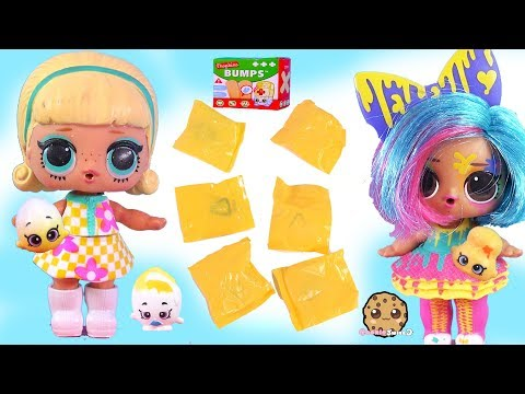 Babykins !! Egg Family Season 11 Shopkins Families Surprise Blind Bags - UCelMeixAOTs2OQAAi9wU8-g