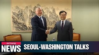 Washington's nuclear envoy Stephen Biegun to arrive in Seoul on Tuesday