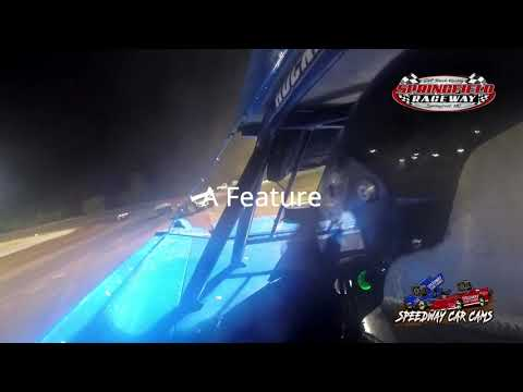 #88 Isaac Keepper - Cash Money Late Model - 8-14-2021 Springfield raceway - In Car Camera - dirt track racing video image