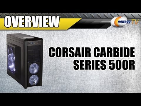 Newegg TV: Corsair Carbide Series 500R ATX Mid Tower Computer Case Overview - UCJ1rSlahM7TYWGxEscL0g7Q