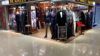 LIVE FROM SINGAPORE - Help my Tailor friend Ascott Tailors (business slow)