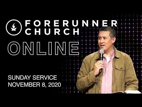 Sunday Service  IHOPKC + Forerunner Church  November 8