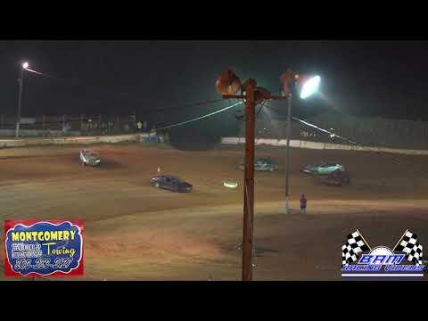 Flagpole Race - Carolina Speedway 7/23/21 - dirt track racing video image