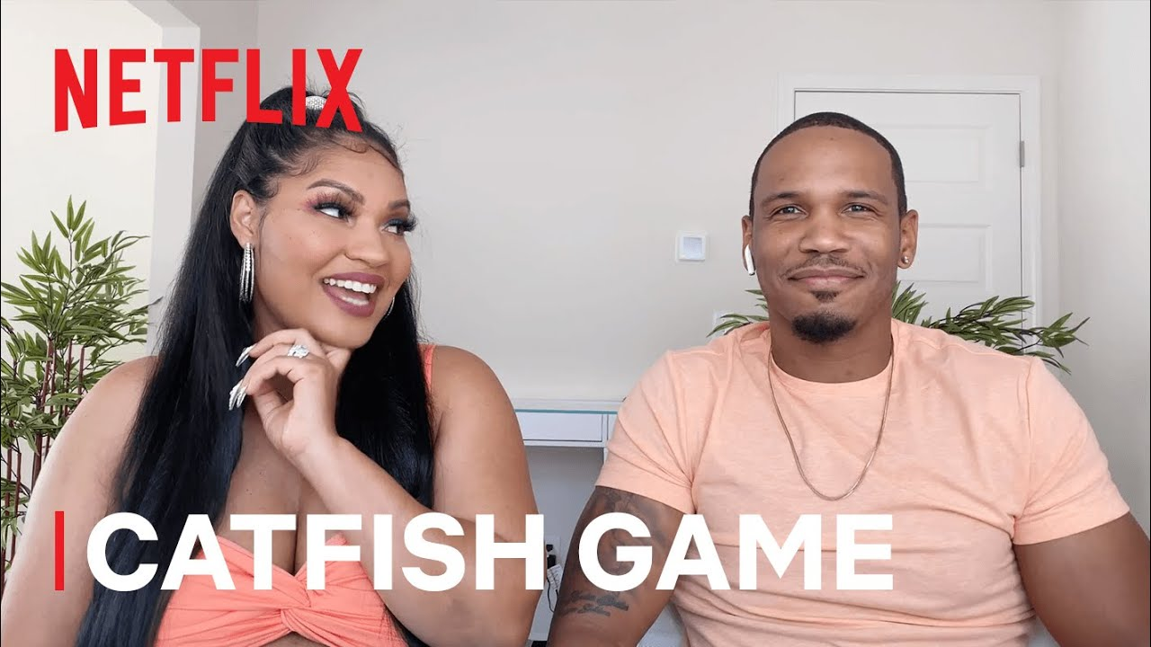 The Circle S2 | Catfish Game: Trevor and Deleesa | Netflix