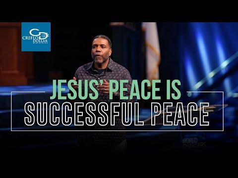 Jesus' Peace is Successful Peace