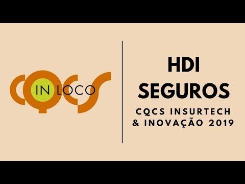 Imagem post: HDI Seguros no CQCS Insurtech & Inovação 2019