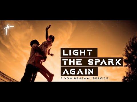 Light The Spark Again  Pst Bolaji Idowu  2nd May 2021