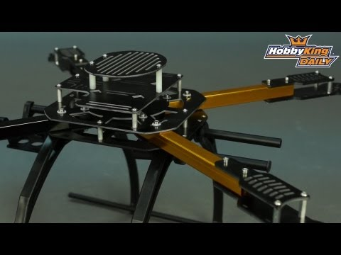 HobbyKing Daily - 550mm Quadcopter - UCkNMDHVq-_6aJEh2uRBbRmw