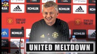 Solskjaer sends Manchester United fans into MELTDOWN! #OleOut