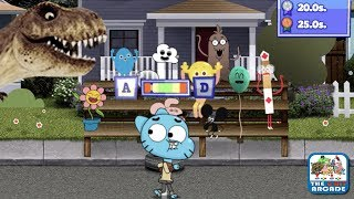 The Amazing World of Gumball Games - Let the Summer Games Begin! (CN Games)
