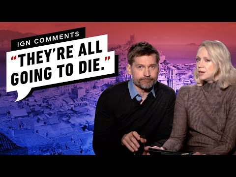 Game of Thrones' Brienne and Jaime Respond to IGN Comments - UCKy1dAqELo0zrOtPkf0eTMw