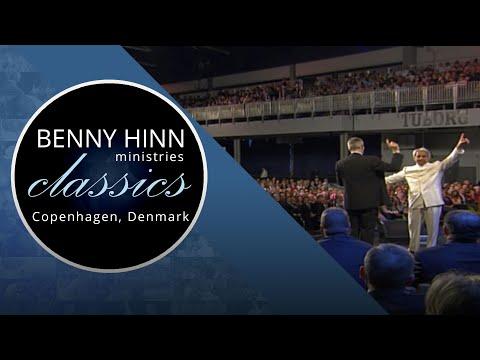 Benny Hinn Ministry Classic - Copenhagen, Denmark 2006 Part 1