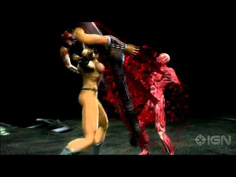 Mortal Kombat: Sheeva Fatalities - UCKy1dAqELo0zrOtPkf0eTMw