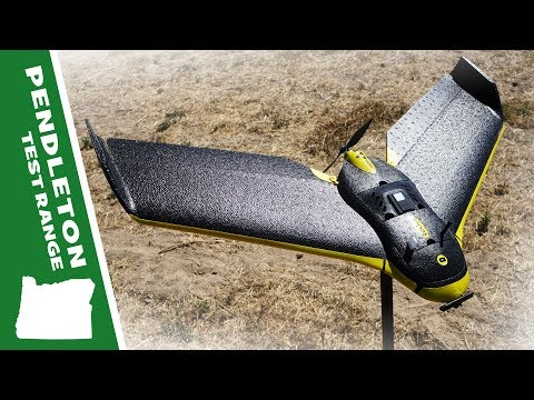 SenseFly eBee: Survey and Mapping Drone Flies Autonomously - UC7he88s5y9vM3VlRriggs7A