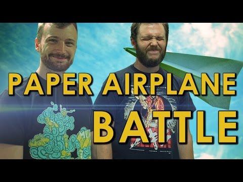 Paper Airplane Battle - UCSpFnDQr88xCZ80N-X7t0nQ