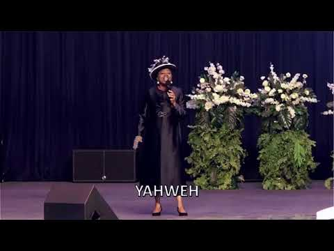 WORSHIP WITH DR BECKY DAY 49