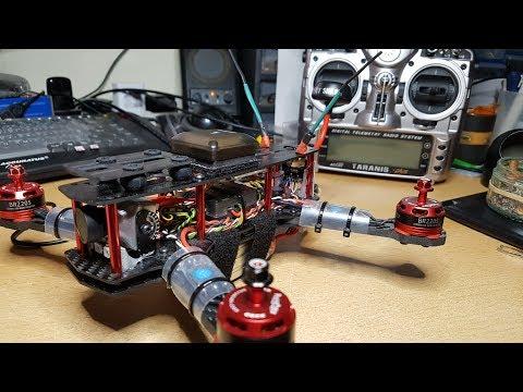 ZMR250 Night Eagle iNAV GPS Quad-copter Built - UC_rrSQtWl4d5iW50kg3ilXA