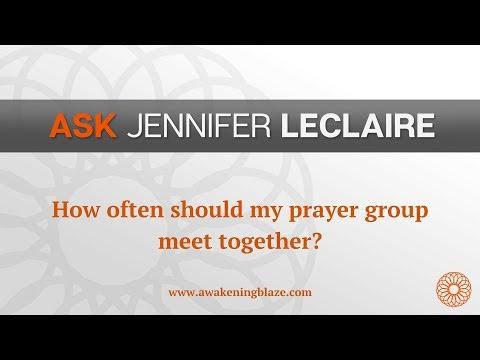 How Long Should My Prayer Meetings Last?  Ask Jennifer LeClaire  Awakening Blaze