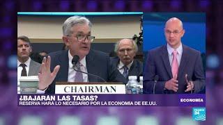 Jerome Powell eleva expectativa de recorte a los tipos de interés