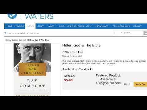 Did Hitler Believe in God?