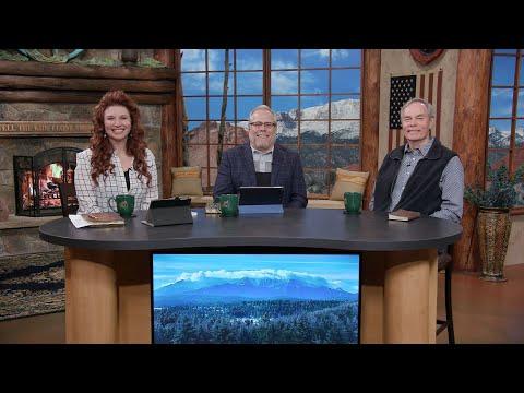 Charis Daily Live Bible Study: Emmanuel - Arthur Meintjes & Andrew Wommack - May 4, 2021