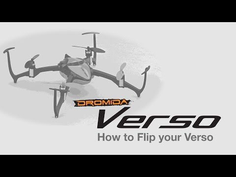 Dromida Verso Drone Flip How-To Video - UCa9C6n0jPnndOL9IXJya_oQ
