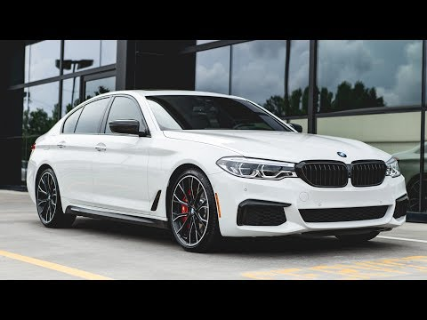 The new 2018 BMW M550i M Performance | In Depth Review and ...