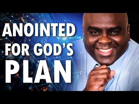 Anointed for God's Plan  Christian Motivation