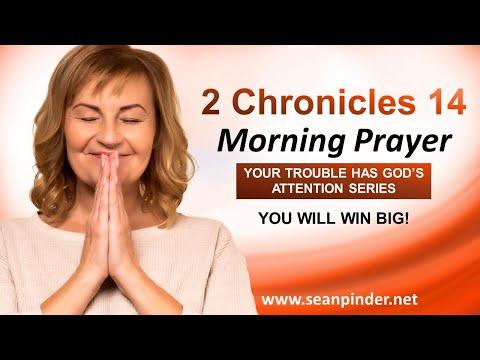 You Will WIN BIG - Morning Prayer