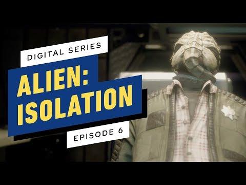 Alien: Isolation Digital Series - Episode 6 - UCKy1dAqELo0zrOtPkf0eTMw