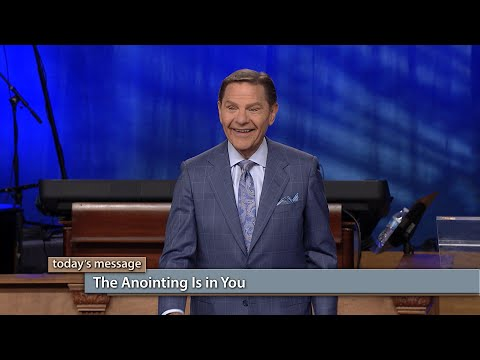 The Anointing Is in You