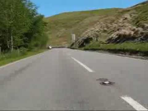 Dragon Ride. Bwlch Climb from the Afan Valley.