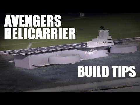Flite Test | Avengers Helicarrier Build Tips - UC9zTuyWffK9ckEz1216noAw