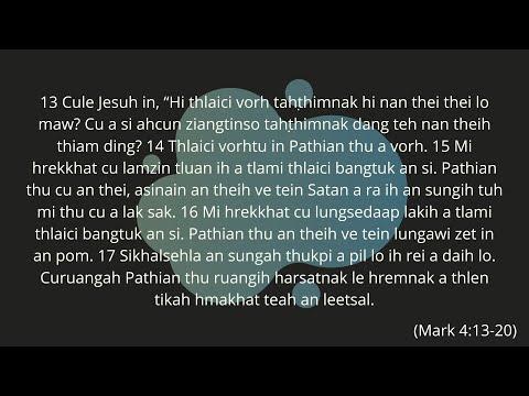 DEVOTION NI (26) NAK  LEIRAM THA HRANGAH THLACAM UH SI