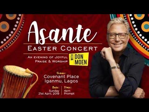 ASANTE 2019 EASTER CONCERT  210419